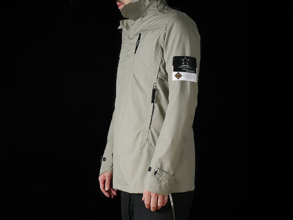 stone island shadow project trench coat cult edge. Black Bedroom Furniture Sets. Home Design Ideas