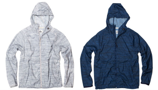 Reigning Champ Hooded Jacket Cult Edge
