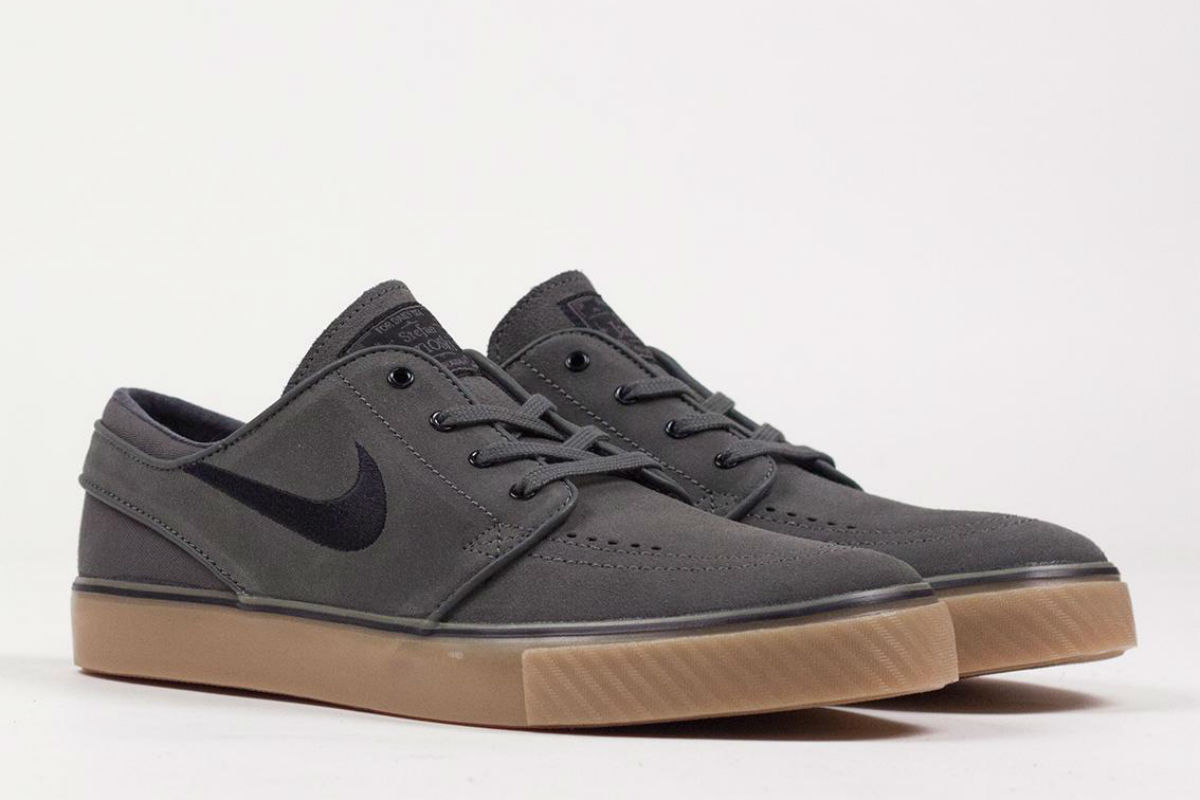 Nike Janoski Grey And Gum
