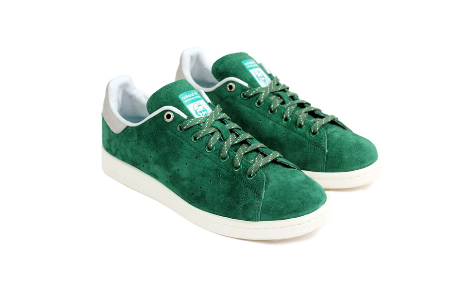 adidas stan smith amazon green