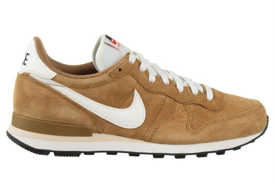 nike internationalist tan