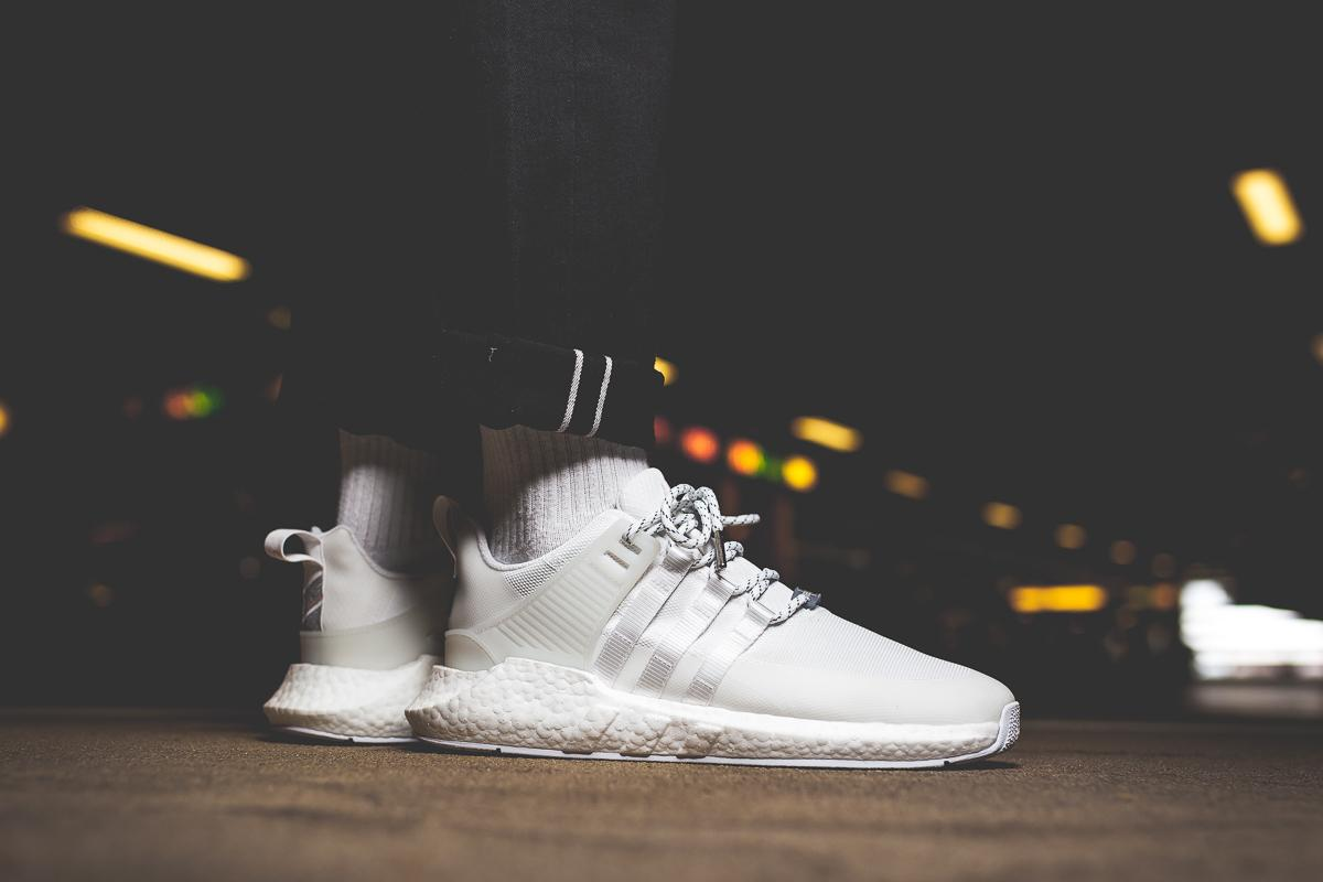 adidas EQT Support 93/17 triple white