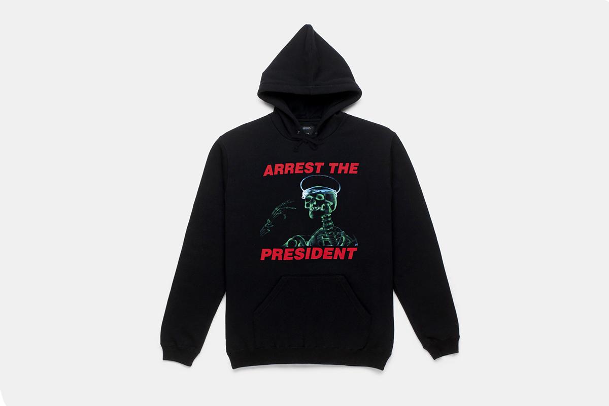10 deep arrest the president