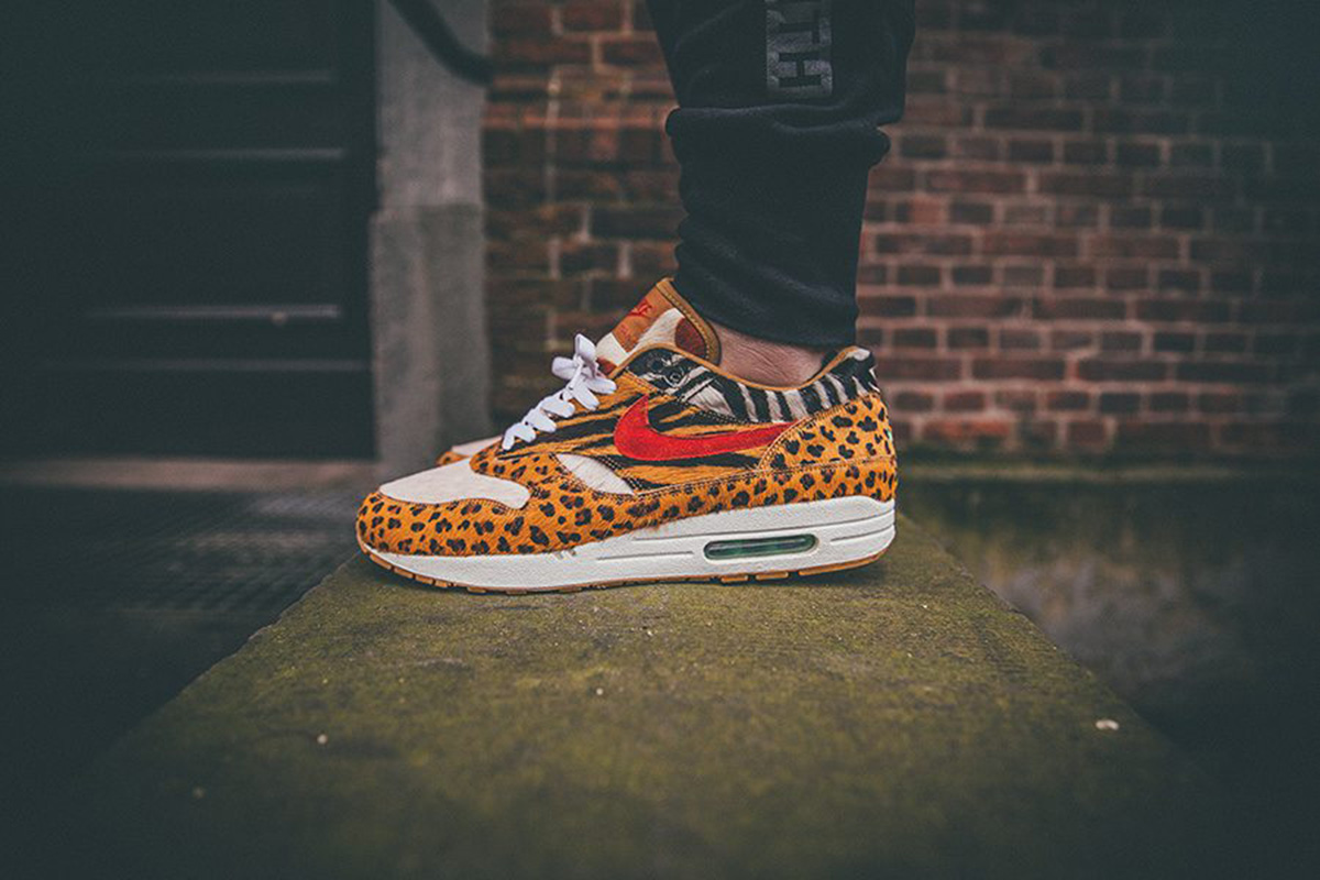 Nike Air Max1 Atmos Animal Pack