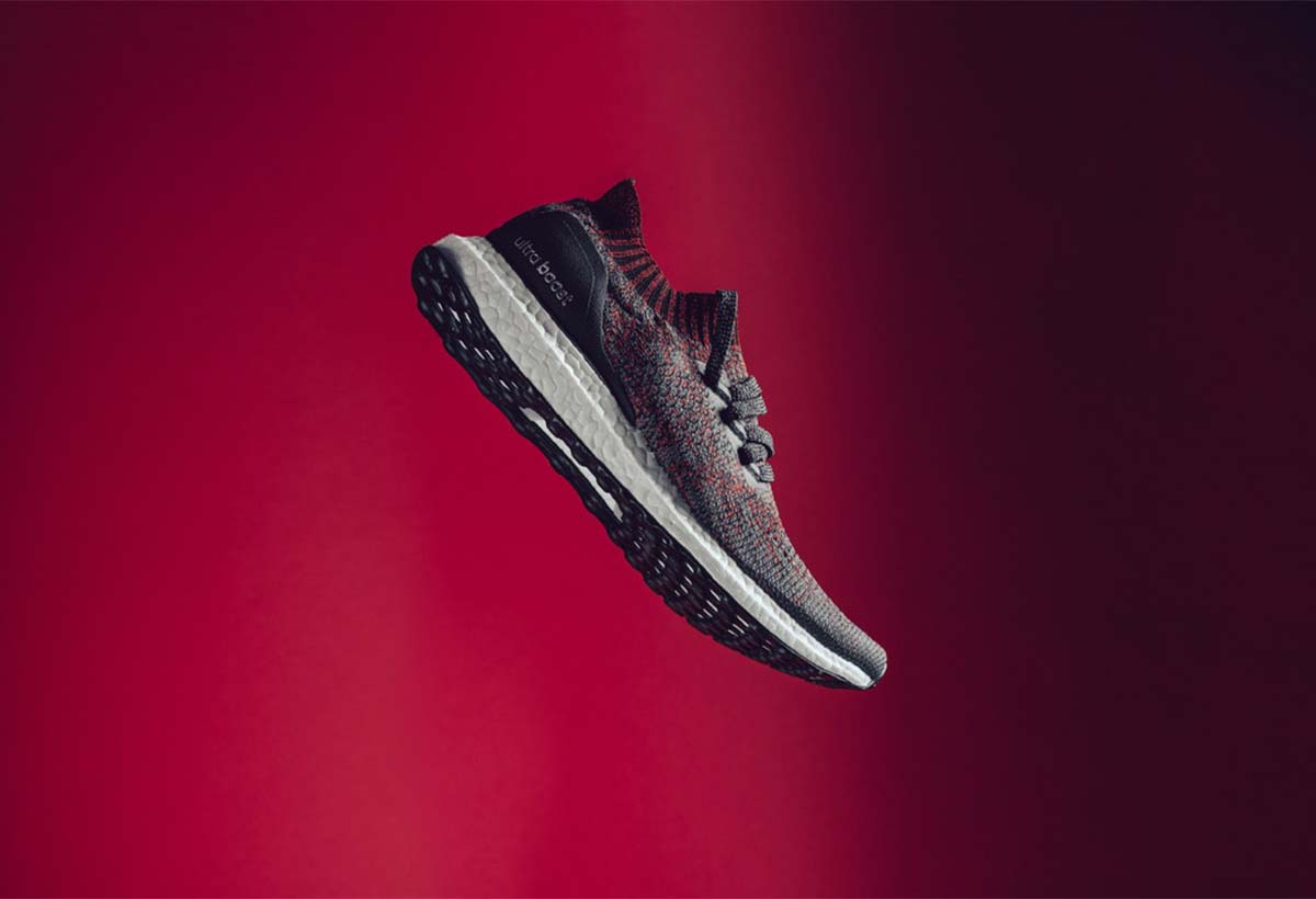 adidas Ultra Boost in Carbon
